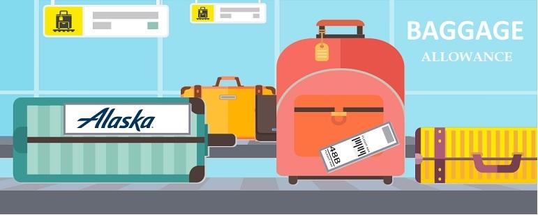Alaska Airlines Baggage Policy - Alaska Flights Reservations