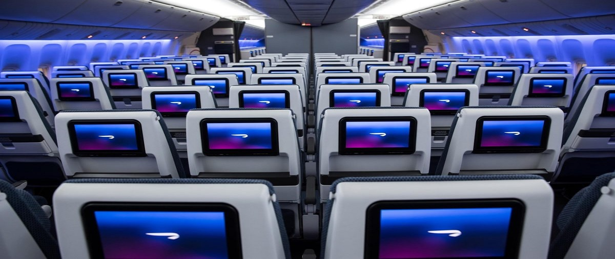 Seat Reservation Process with British Airways