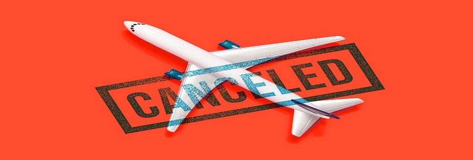 Alaska Airline Cancellation