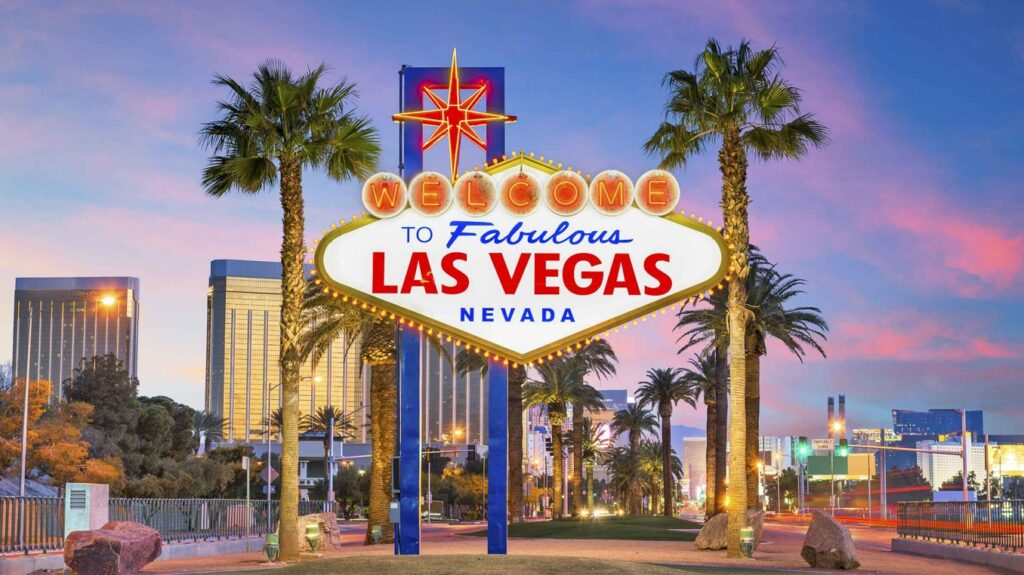 Delta Airlines Flights to Las Vegas