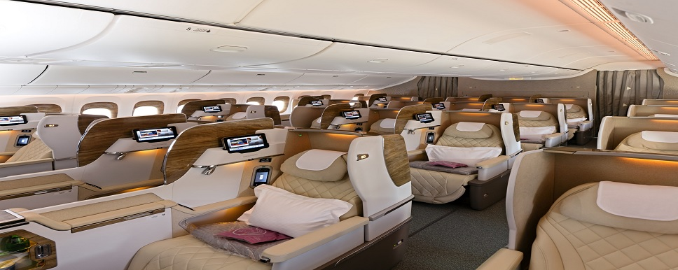 Seat Selection on Emirates Airlines