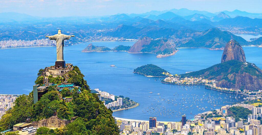 United flights to Brazil