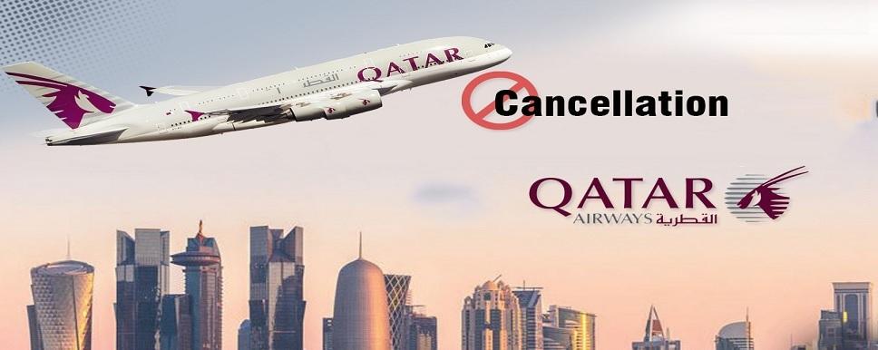 Qatar Airways Cancellation