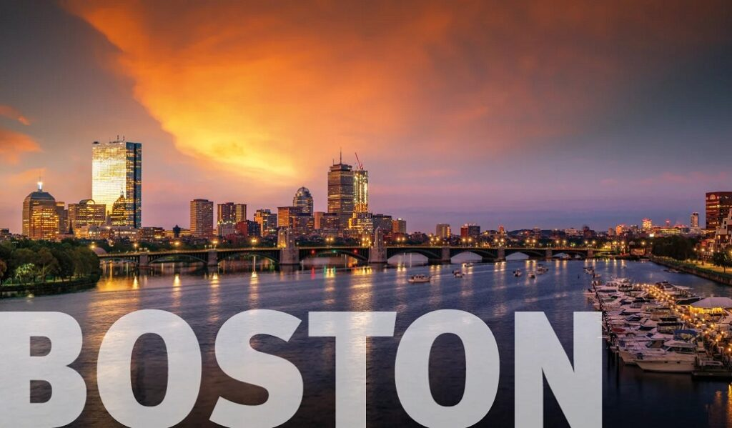 Alaska Airlines to Boston