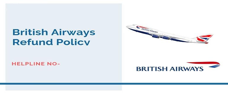 british airways refund policy