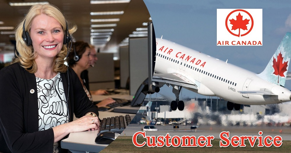 Air Canada customer service number