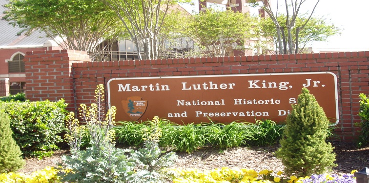 Martin Luther King Jr. National Historic Park