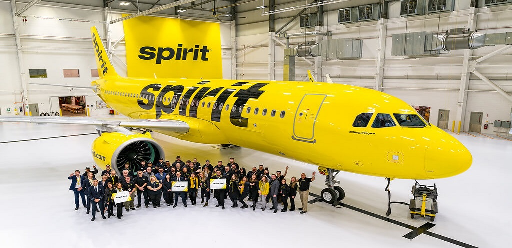 Spirit Airlines Customer Service